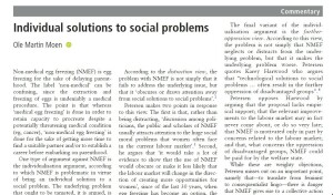 individual solutions - 3