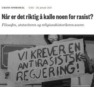 rasist - passe